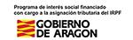 Gobierno de Aragón IRPF
