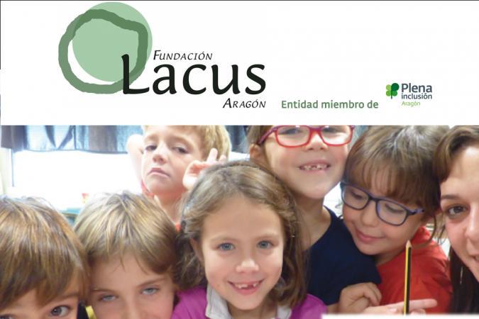 Fundación Lacus entidad miembro Plena inclusión Aragón