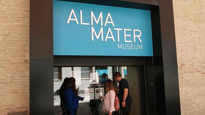 Visitas guiadas accesibles cognitivamente en el Alma Mater