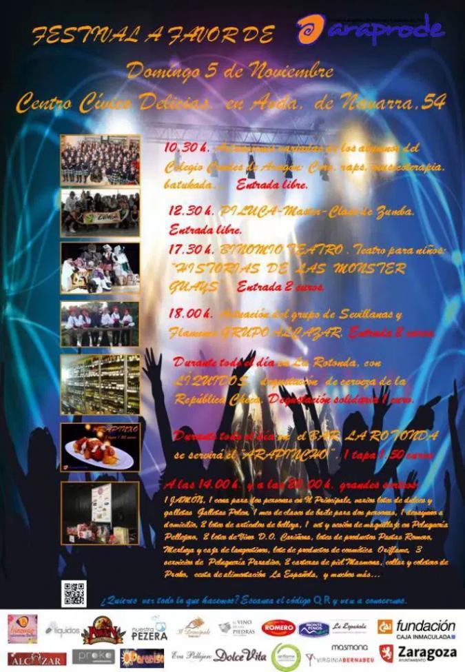 Festival Solidario Araprode