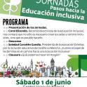 Jornada: Pasos hacia la Educación Inclusiva