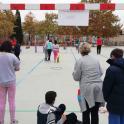 Niños con y sin discapacidad intelectual celebran un día de convivencia para hablar de sus patios.