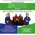 Curso de Formación de Auxiliar de Eventos para personas con discapacidad intelectual