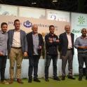 """Brotalia recibe el premio al mejor garden de aragón y El galardón especial """"votación del público"""""""