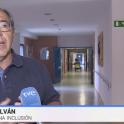 Enrique Galván en el Telediario de TVE