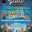 El próximo 11 de noviembre, a las 18:00 horas en el Centro Cívico La Almozara, Almozandia celebra su fiesta 20 aniversario con una nueva actuación dirigida a los miembros de toda la familia