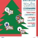 Mercadillo navideño de TEAdir Aragón